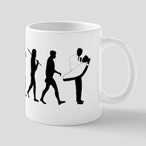 Dentist Evolution Mug