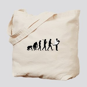 Dentist Evolution Tote Bag