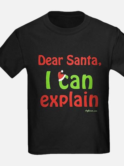 Santa I Can Explain T