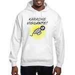 Karaoke Vigilante Hooded Sweatshirt