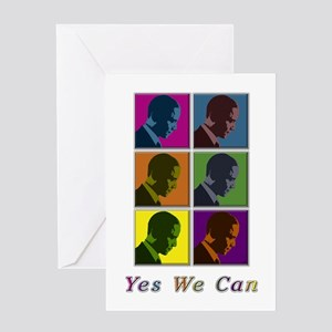 Limited Edition Yes We Can Greeting Card