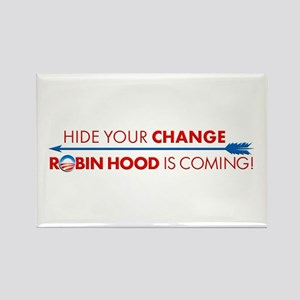 Hide Your Change Rectangle Magnet (100 pack)