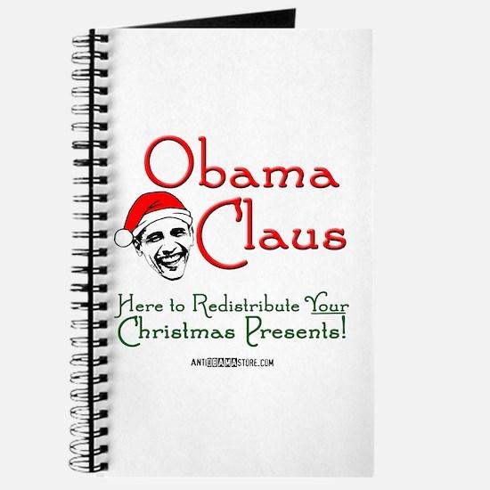 Obama Claus! Journal