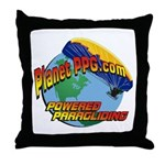 PlanetPPG Throw Pillow
