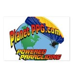 PlanetPPG Postcards (Package of 8)