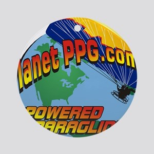 PlanetPPG Ornament (Round)