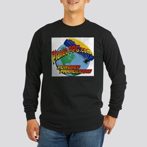 PlanetPPG Long Sleeve Dark T-Shirt