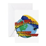 PlanetPPG Greeting Cards (Pk of 10)