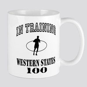 In Training Western States 100 Mug