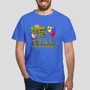 95th Birthday Dark T-Shirt