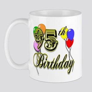 95th Birthday Mug