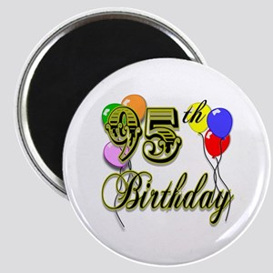 95th Birthday Magnet