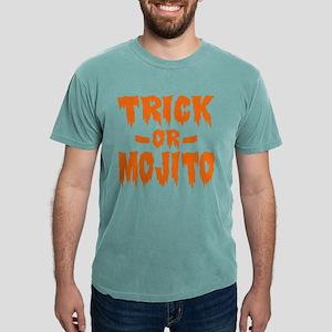 Trick Or Mojito Halloween Pumpkin Ghost T-Shirt
