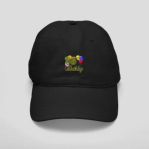 35th Birthday Black Cap