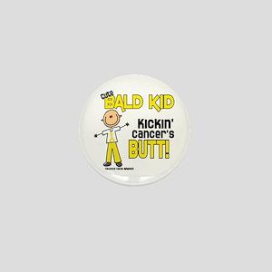 Bald 4 Childhood Cancer (SFT) Mini Button