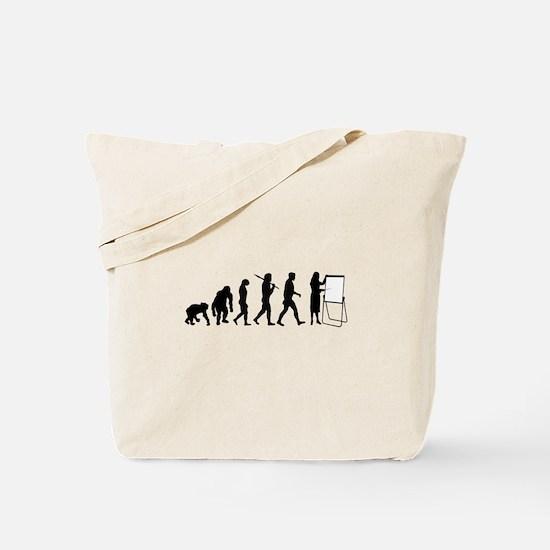 Training Team Leader Tote Bag