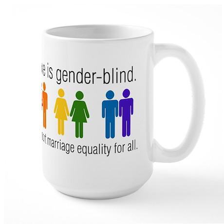 Marriage Equality Large Mug
