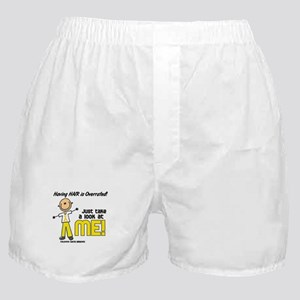Bald 5 Childhood Cancer (SFT) Boxer Shorts