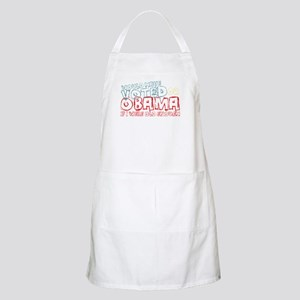 Would Have Voted For Obama BBQ Apron