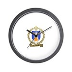 LAFLAMME Family Wall Clock