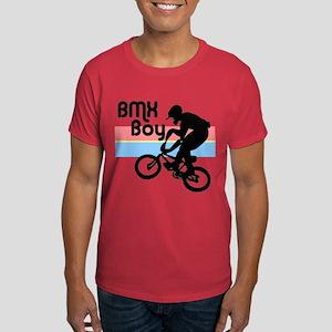 1980s BMX Boy Dark T-Shirt