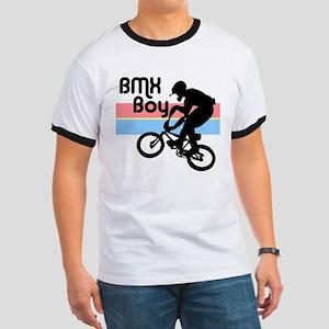 1980s BMX Boy Ringer T