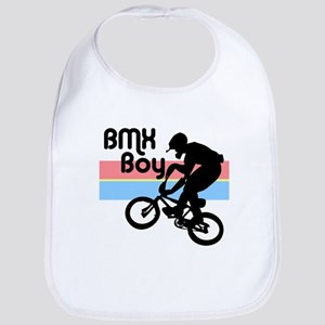 1980s BMX Boy Bib