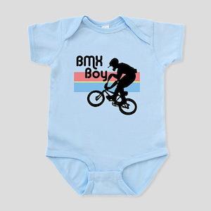 1980s BMX Boy Infant Bodysuit