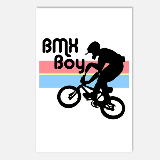 1980s BMX Boy Postcards (Package of 8)
