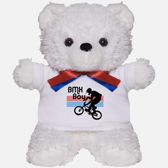 1980s BMX Boy Teddy Bear