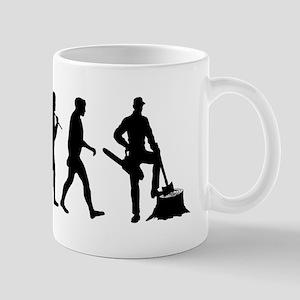 Lumberjack Logger Mug