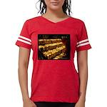 Velas/candles Womens Football Shirt