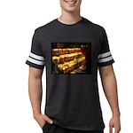 Velas/candles Mens Football Shirt