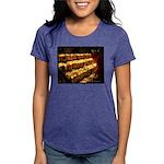 Velas/candles Womens Tri-blend T-Shirt