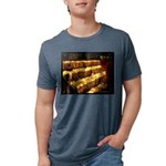 Velas/candles Mens Tri-blend T-Shirt