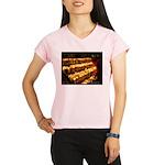 Velas/candles Performance Dry T-Shirt