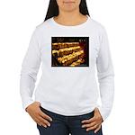 Velas/candles Women's Long Sleeve T-Shirt