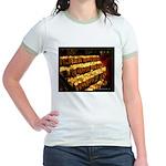 Velas/candles Jr. Ringer T-Shirt