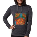 The Rosary Womens Hooded Shirt