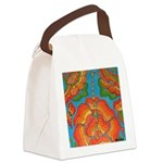 The Rosary Canvas Lunch Bag