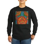 The Rosary Long Sleeve Dark T-Shirt