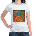 The Rosary Jr. Ringer T-Shirt