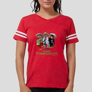 Compadres Womens Football Shirt