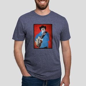 El Musico Mens Tri-blend T-Shirt