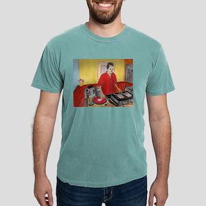 El DJ Booth Mens Comfort Colors® Shirt