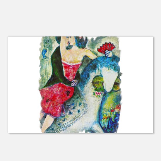 Funny Sex girl Postcards (Package of 8)