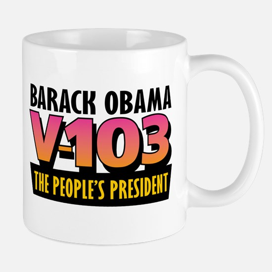 The People's President (1) Mug