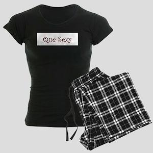 quesexy1 Women's Dark Pajamas