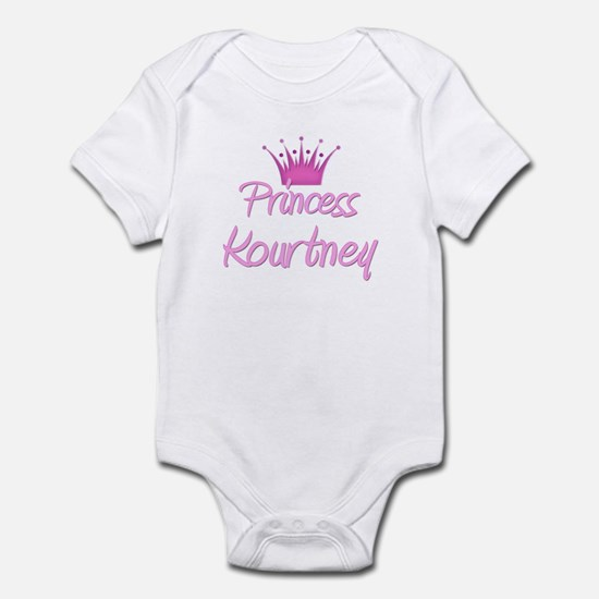 Princess Kourtney Infant Bodysuit