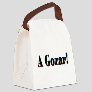 a gozar copy Canvas Lunch Bag